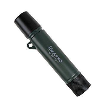 ideapr actualizado filtro 1500l emergencia que acampa agua
