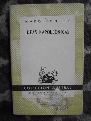 ideas napoleónicas napoleón iii 1947