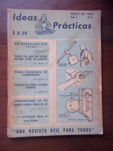 ideas practicas mayo 1944 en la plata tolosa