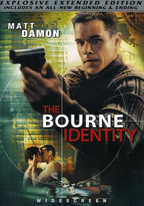 Identidad Desconocida ( The Bourne Identity ) - Doug Liman