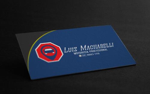 identidade visual/ cartões digitais/ cartões de visitas