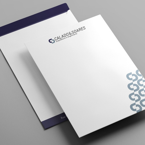 identidade visual profissional - logotipo + papelaria básica