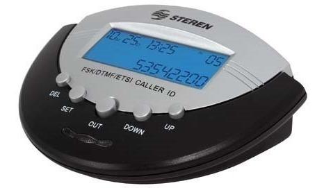 identificador de llamadas con 100 memorias 810