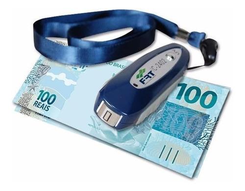 identificador notas falsas e cartões de crédito falsos frt