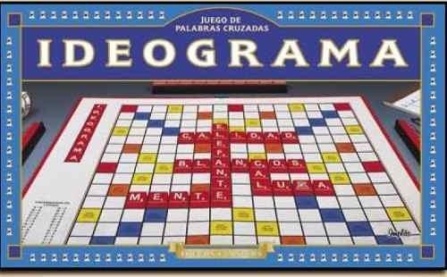 Ideograma Implas Juego De Mesa Scrabble Palabras Cruzadas 650 00