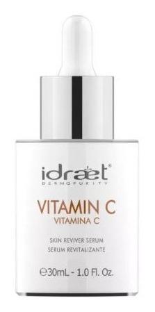 idraet vitamina c serum revitalizante noche