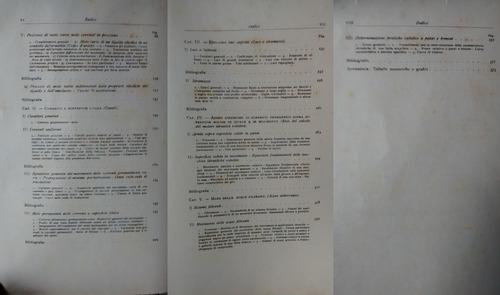 idraulica  giulio de marchi vol 1 parte 1 y 2 1947 italiano