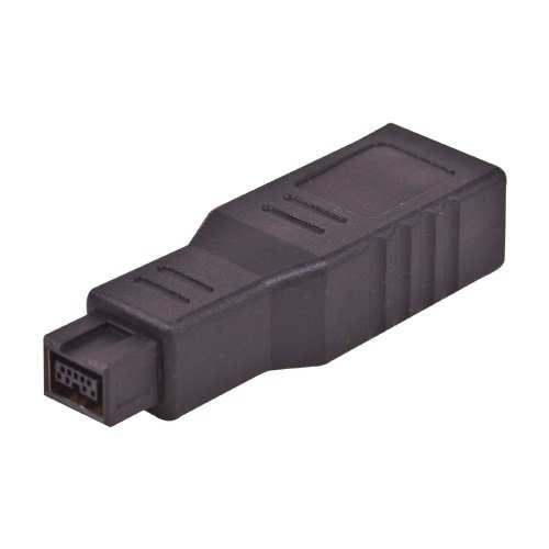 ieee 1394 6 pin female to 9 pin male m/f firewire adapter