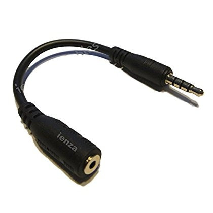 ienza xbox onea½ stereo headset controller adapter cable ...