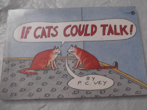 if cats can talk p. c. vey comic en ingles