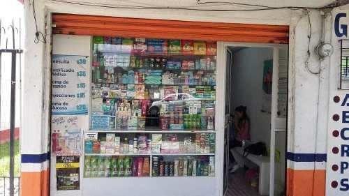 if traspaso de farmacia, col. avante