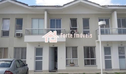 if575 lindíssima casa duplex no condomínio vivant - cg/rj