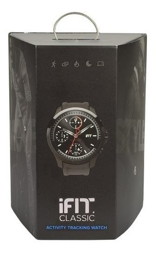 ifit hombres classic, reloj y fitness tracker, ifgclm115