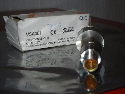 ifm electronic vsa001 sensor de vibracion