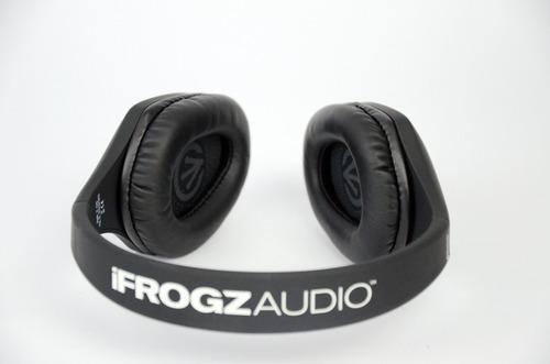 ifrogz audio coda forte auriculares bluetooth con micrófono