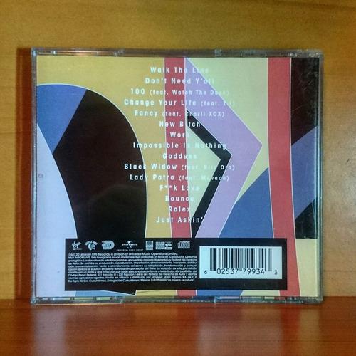iggy azalea the new classic deluxe cd original nuevo sellado