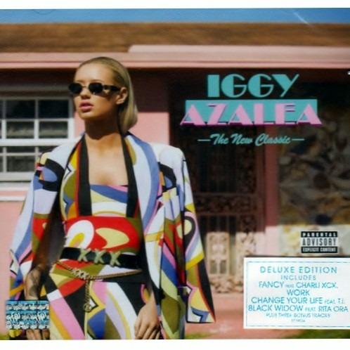 iggy azalea the new classic disco cd  con 15 canciones