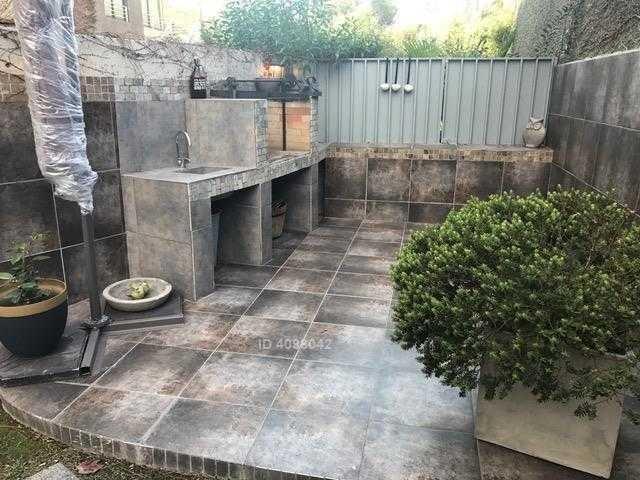 iglesia las ursulinas-duplex con jardin