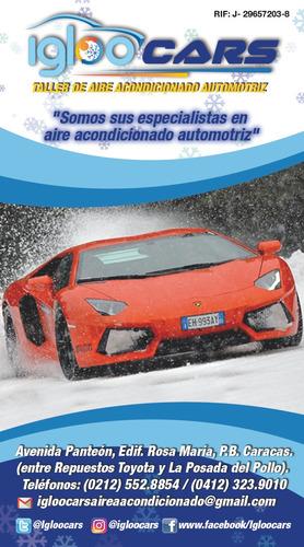 igloo cars taller de aire acondicionado automotriz