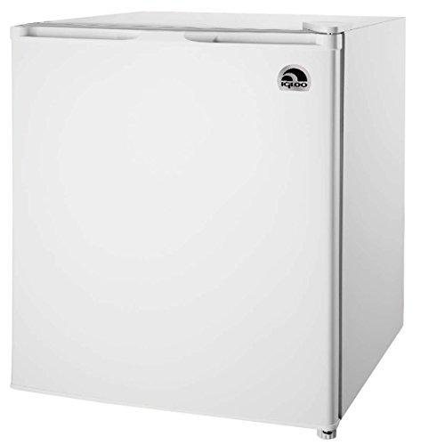 igloo frf110 vertical congelador, 1.1 pies cúbicos. ft., bl