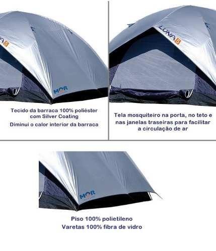 iglu mor barraca camping