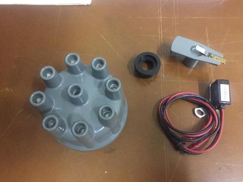 ignição eletronica 272/292 v8 ford