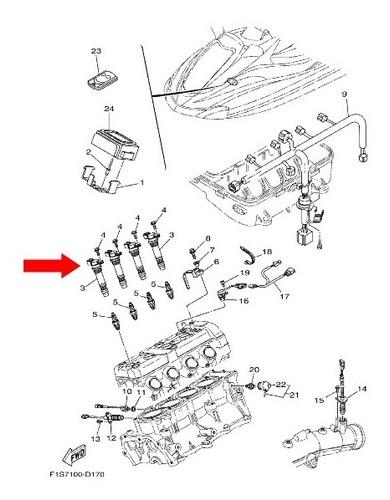 ignição moto bobina
