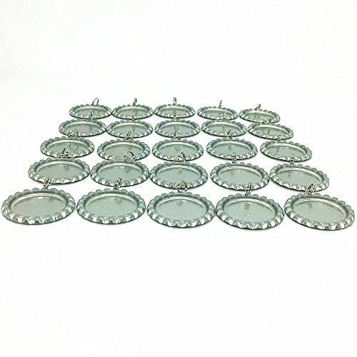 igogo craft bottle cap con agujeros flat 8 mm split rings at
