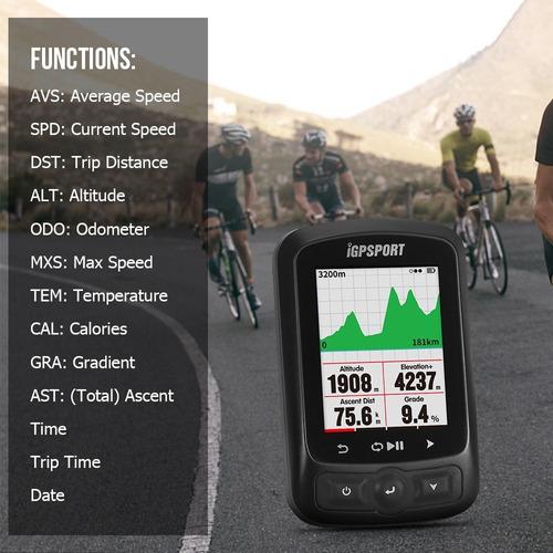 igpsport igs618 gps ciclismo computer