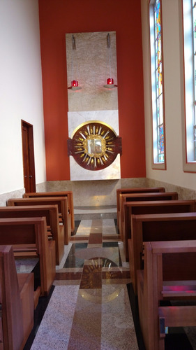 igreja altar fonte em mármore / granito mesa palavra piso