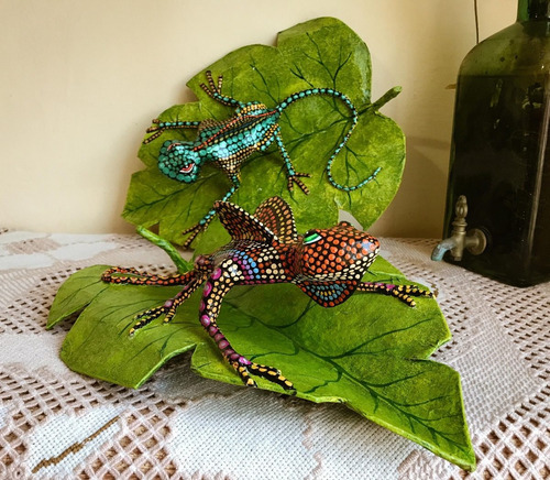 iguanas fantásticas.