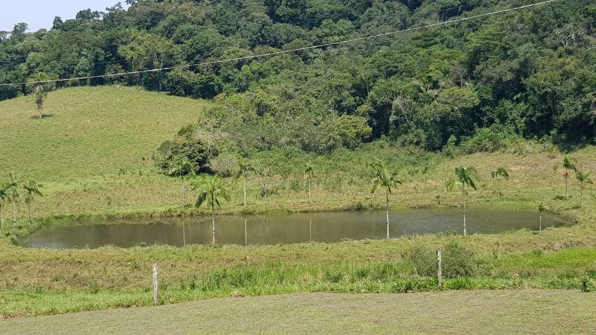 iguape/linda fazenda/represa/plantação/criação/ref: 04927