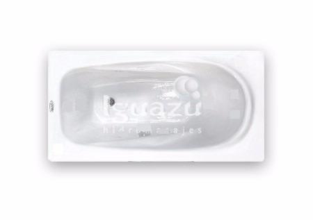 iguazu casco 1,33x0,70 acrilico sanitario de 1° calidad