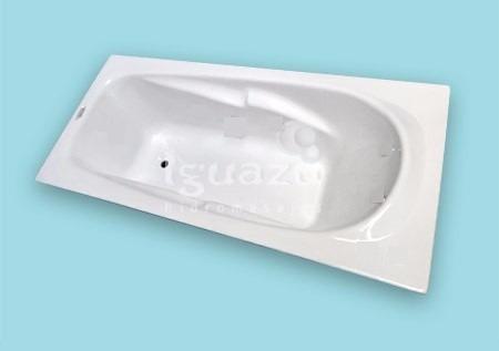 iguazu casco1,50x0,70x0,40 acrilico sanitario de 1° calidad