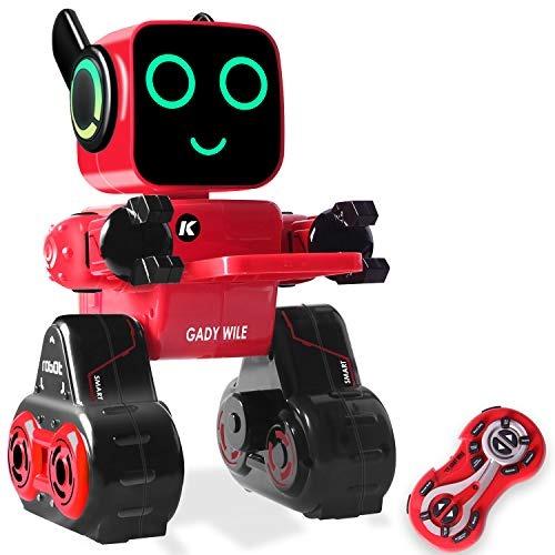 Ihbuds Juguete Niños Remoto Para Robot Programable Control QxCtdshr