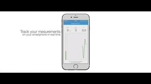 ihealth oxímetro de pulso de aire para apple y android