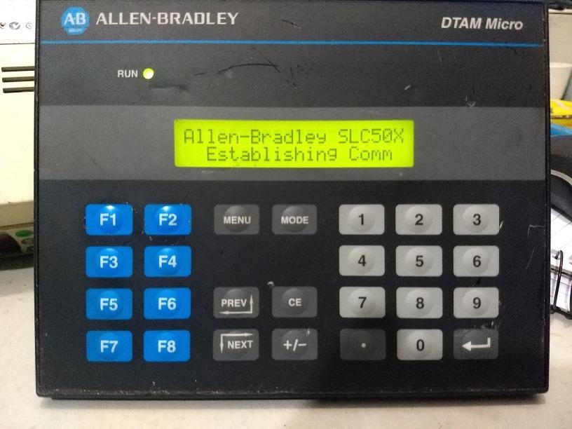 Ihm Allen Bradley Dtam Micro