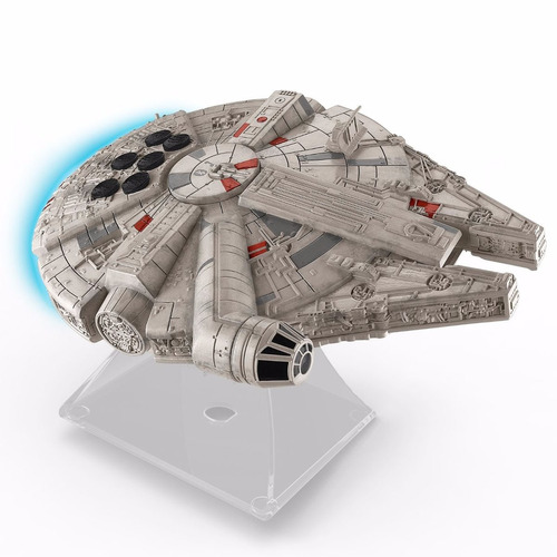 ihome star wars millenium falcon bluetooth speaker parlante
