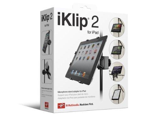 ik multimedia iklip 2 ipad atril adaptador