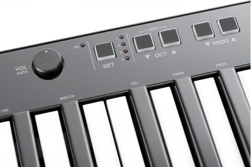 ik multimedia irig keys 37 usb teclado controlador 37 mini