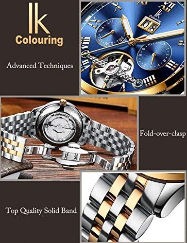 Ik Relojes Para Hombre Para Colorear Clase Multifuncional D