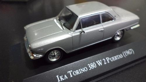 ika torino 380 w2 puertas (1967)-1/43-oferta!