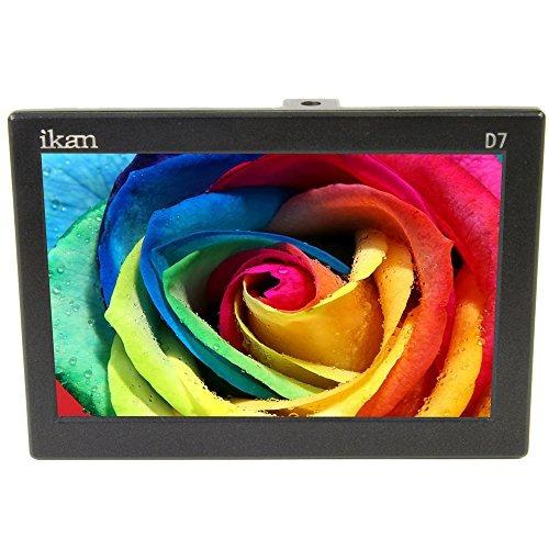 ikan d71 7 pulgadas 3gsdi lcd monitor con panel ips incluye