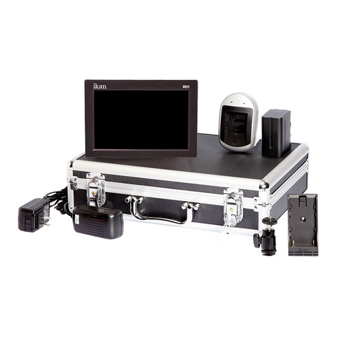 ikan vh7i-dk-n 7  ips hdmi monitor de campo deluxe kit (n