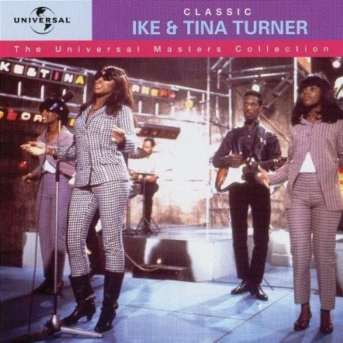 ike and tina turner - classics  cd