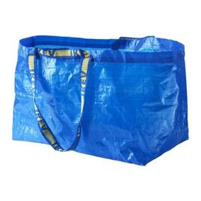 Ikea 17228340 Bag De Shopping Conjunto Large Frakta Blue 5 gy7vIbfY6
