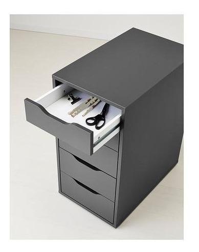 X Ikea 12grisEnvío 18 Gratis Alex Cajonera14 27 fb67gyY