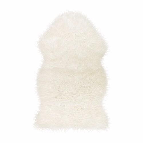 ikea - alfombra piel pelo largo sueca tejn