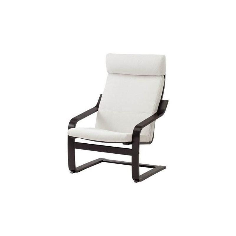 Encantador Almacenamiento De Muebles De Cuero Blanco Otomana Regalo ...