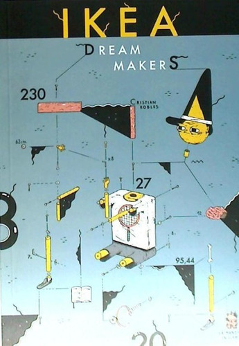 ikea dream makers(libro )